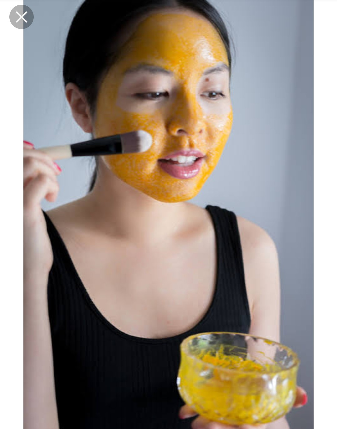 Beauty Tips With Tumeric