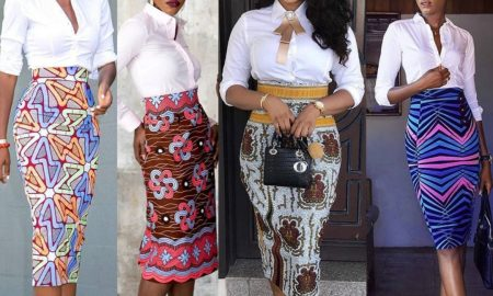 Cute Pencil Skirt Styles