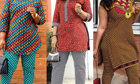 Unique Ankara Styles For Ladies