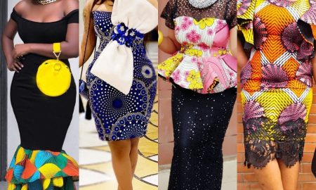 Cute Ankara styles for wedding