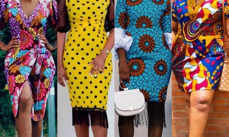 Dashing Ankara Gowns Collection