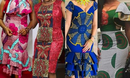 Classic Ankara Gown Collections
