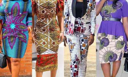 Top 70 Office Ankara Styles