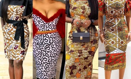 POSH ANKARA GOWN DESIGNS