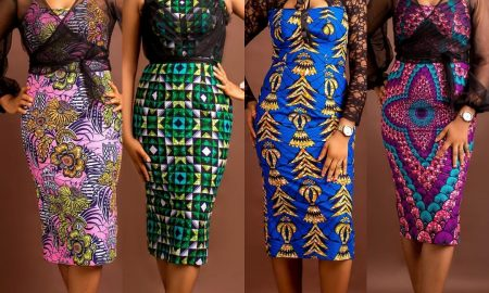 Corporate Ankara Gown Styles