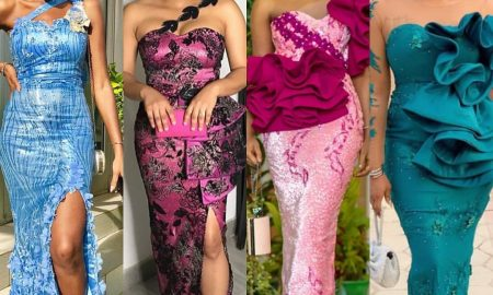 Sophisticated Asoebi Styles