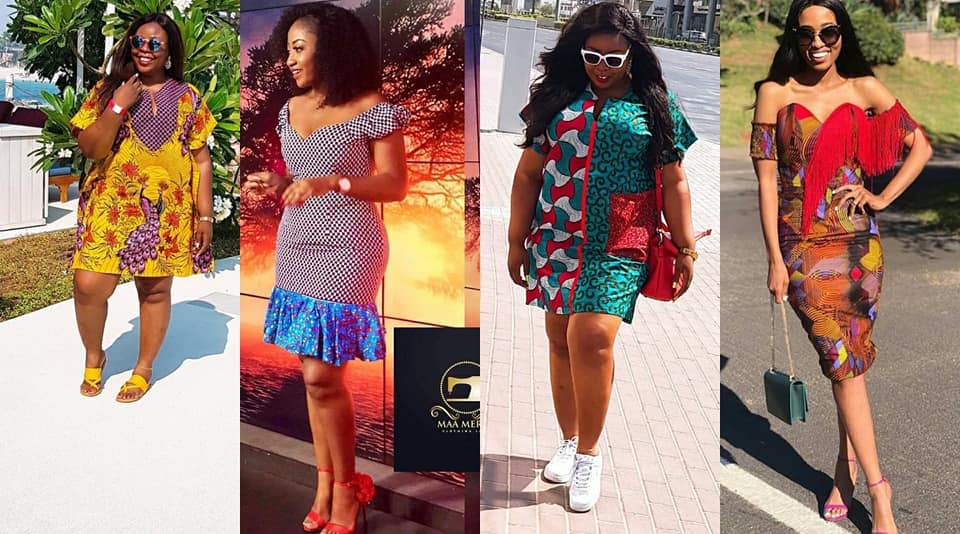 Hot And Beautiful Ankara Styles