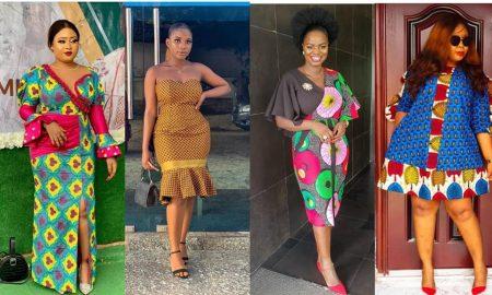 Top 30 Ankara Gown Styles