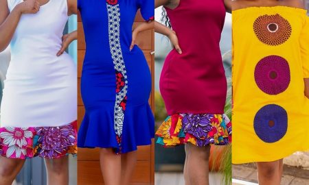 Stylish Ankara Patches Styles