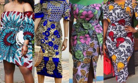Super Sexy Ankara Gown Styles
