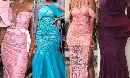 Current Asoebi Designs
