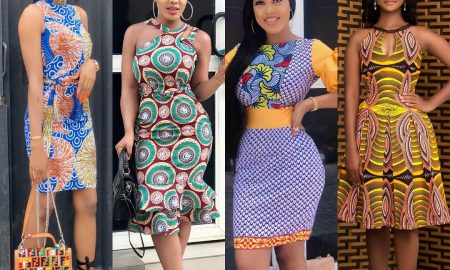 Best Ankara Party Gowns