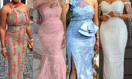 Stylish Asoebi Designs