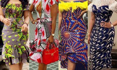Trending Ankara Gowns