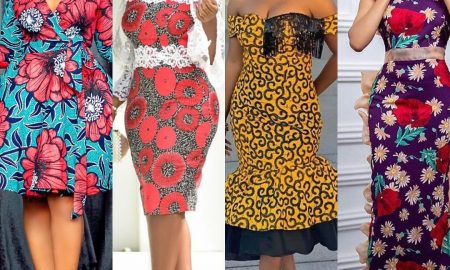 Classy Ankara Gown Styles