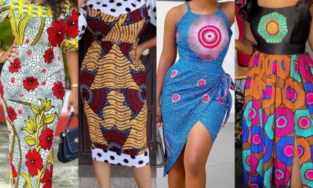 Latest Ankara Gown Styles 2019