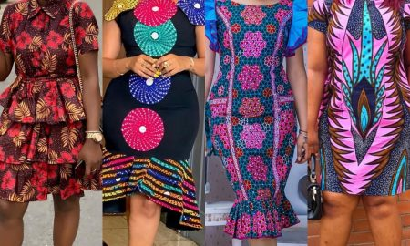 Gorgeous And Stunning Ankara Styles