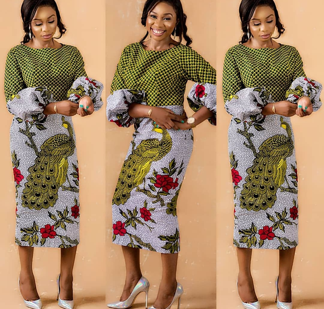 New Ankara Style On Bellanaija