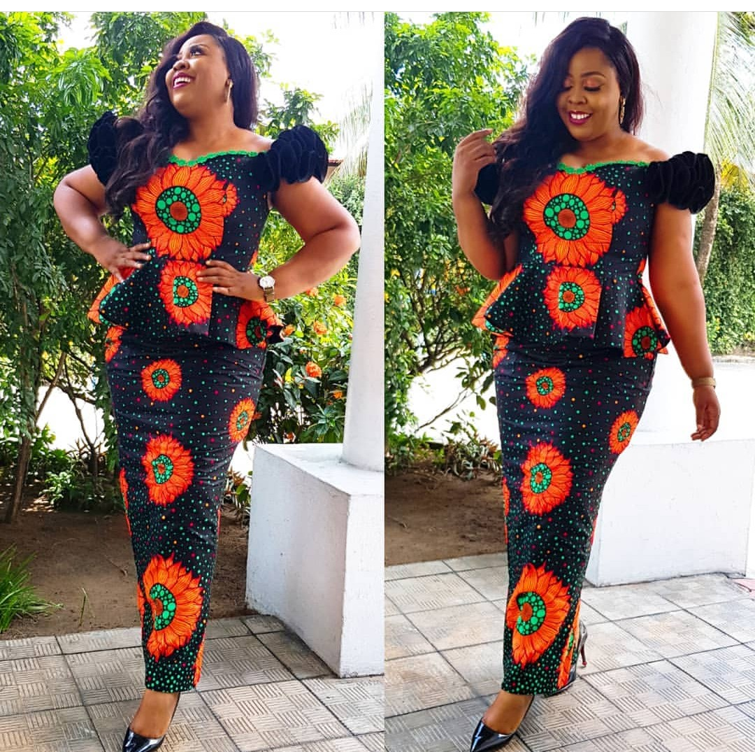 Latest ankara skirt and blouse styles 20 – Toddler girls stores ...