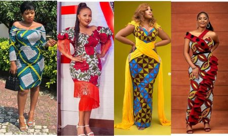 Extra Ordinary Ankara Gowns