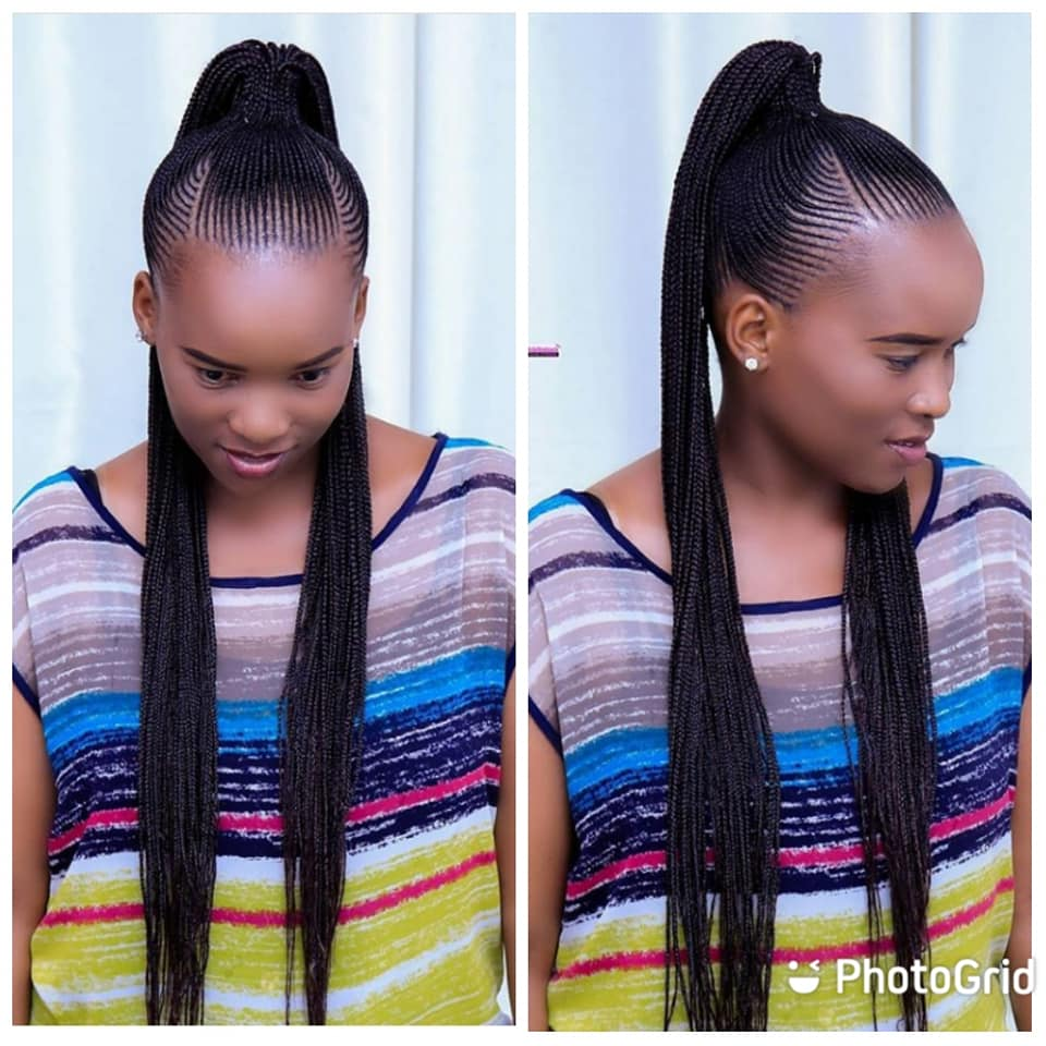 Ghana Braids Hairstyles For Christmas 2020 See 200 Styles