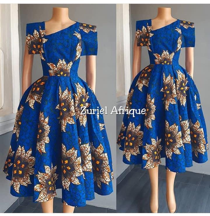 New Ankara Gowns 2021