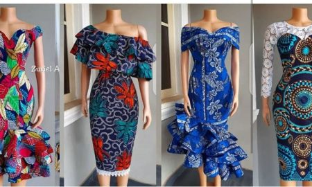 New Ankara Gowns 2020