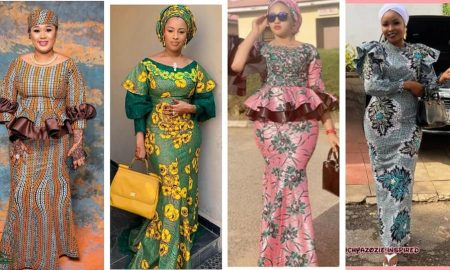Ankara Styles for Sallah